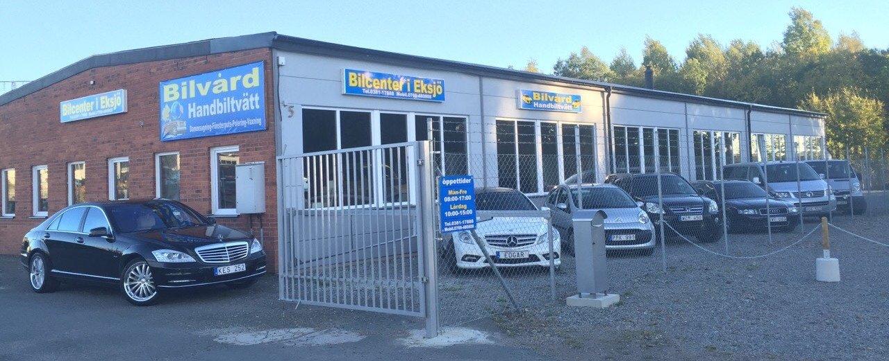 Bilvård i Eksjö, Jönköping och Nässjö
